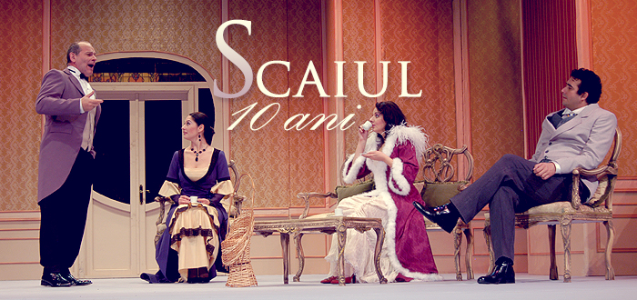 SCAIUL – reprezentație aniversară la Teatrul de Stat