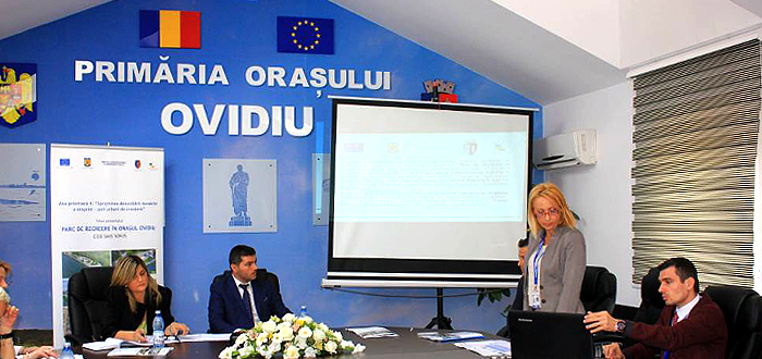 După modelul Londrei, Parisului sau al Clujului, Primăria Ovidiu implementează BUGETUL PARTICIPATIV