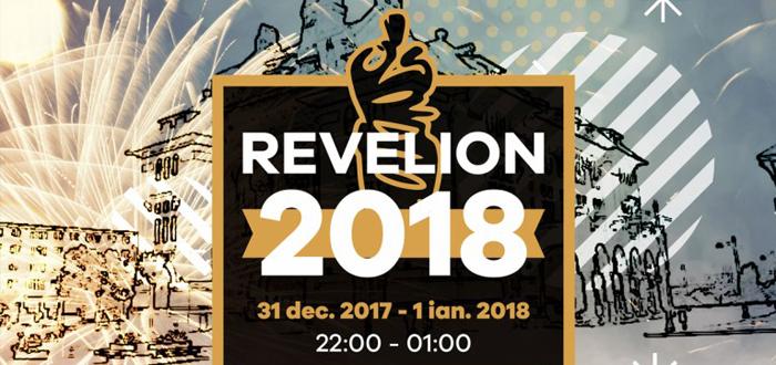 Spectacol de Revelion organizat de Primăria Constanţa în Piaţa Ovidiu