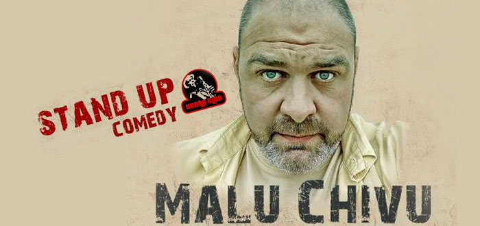 Show de stand-up comedy cu MALU CHIVU, la Doors