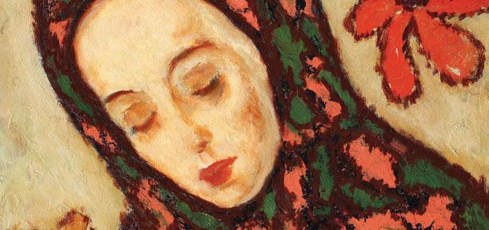 """Tabloul """"Primăvară"""", de Nicolae Tonitza, estimat la 50.000 de euro"""