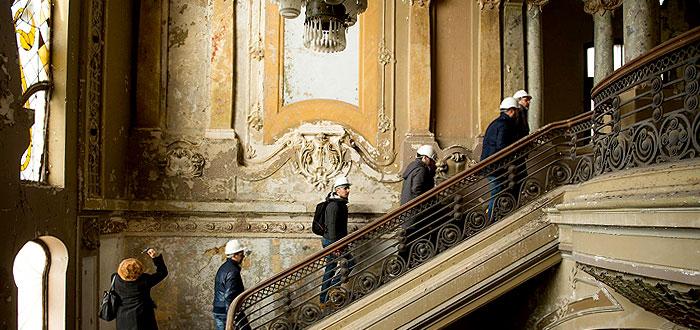 Este oficial. Cazinoul din Constanţa este printre cele mai periclitate 12 situri din Europa