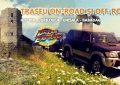 De Dragobete, vino la un off-road! Traseu cu vizitare cetăți din Dobrogea