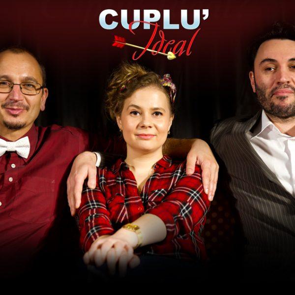 CUPLU' IDEAL, o super-comedie pe scena Harlequin