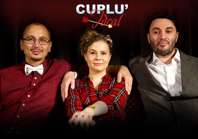 Premieră. CUPLU' IDEAL, o comedie cu Tanţa şi Costel, la Harlequin