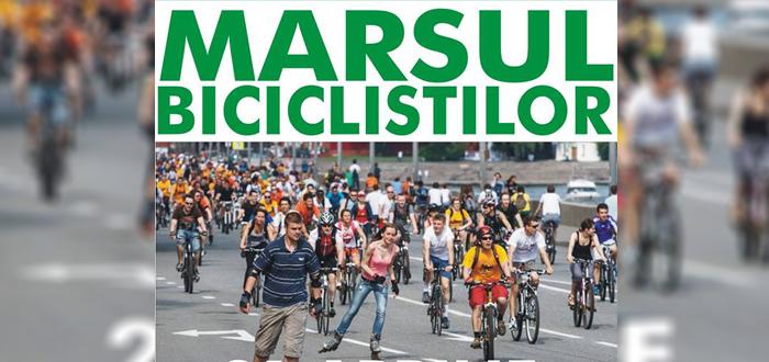 Marșul Bicicliștilor din Constanța. Vrem un #oraspentruoameni