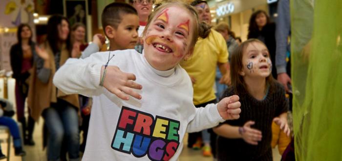 Dansuri, jocuri, emoții și atmosferă de sărbătoare la Ziua Mondială a Sindromului Down