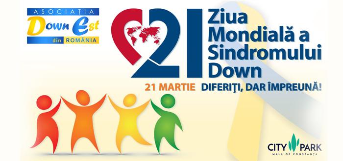 Ziua Mondială a Sindromului Down, sărbătorită și la Constanța