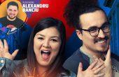 Stand-up comedy cu Maria Popovici, Mincu și Banciu, la Doors