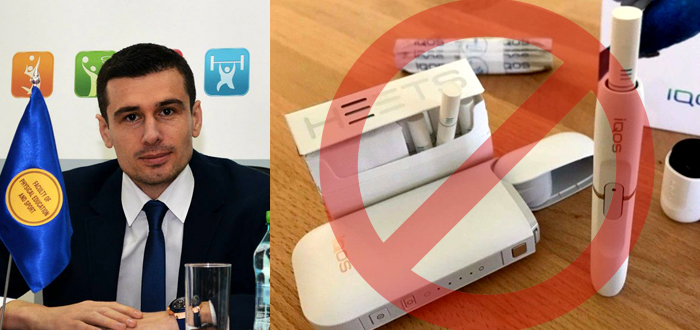 Campanie împotriva țigărilor IQOS. Tomis Antidrog susține semnalul de alarmă tras de Raed Arafat