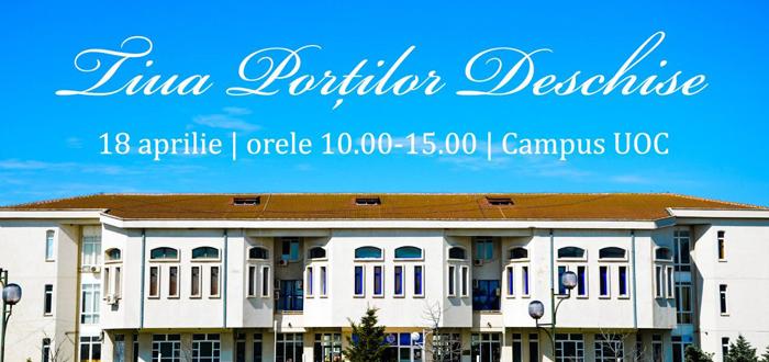 Liceenii pot vizita Universitatea Ovidius, la Ziua Porților Deschise