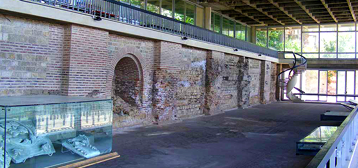 Edificiul Roman cu Mozaic ar putea intra în proces de restaurare. A fost semnat contractul de finanțare