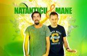 Un stand-up fresh, cu NATANTICU și MANE, la Harlequin