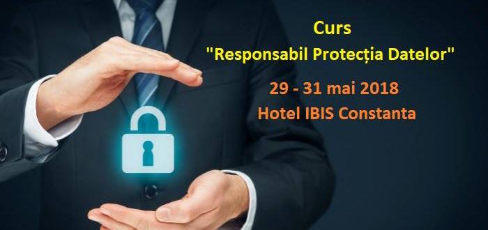 """Curs """"Responsabil Protecția Datelor"""". Conform UE, firmele vor fi obligate să respecte regulamentul de protecție a datelor personale"""