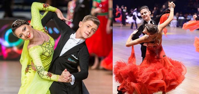 Sute de dansatori din toată ţara participă la Concursul Zonal de Dans Sportiv, la Ovidiu