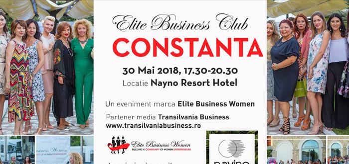 Busines networking, pentru femeile de afaceri constănțene. Elite Business Club