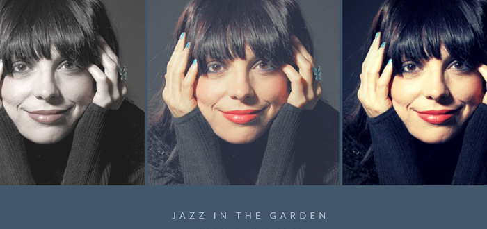 Concert Jazz in the Garden, cu Mădălina Mantu, la Șuşoté