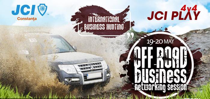 Business Networking. JCI Play 4×4 revine cu două zile de Off-Road în Dobrogea!