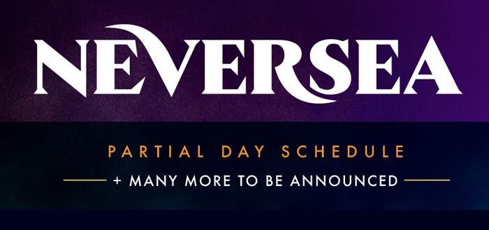 Neversea 2018. Programul în cele patru zile ale festivalului