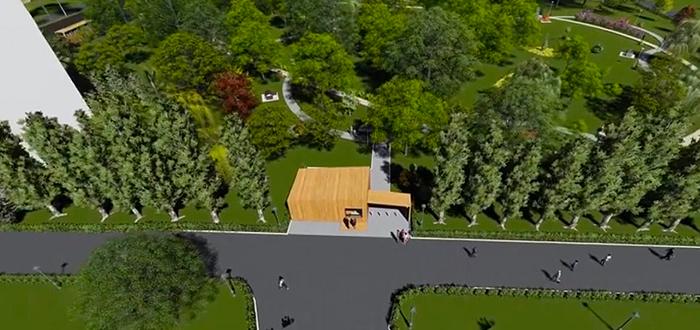 Primăria Constanța anunță construcția unui parc de MINIATURI, în parcul Tăbăcărie