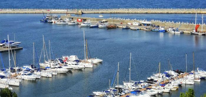 Plimbare cu velierul, de Rusalii, pe Marea Neagră
