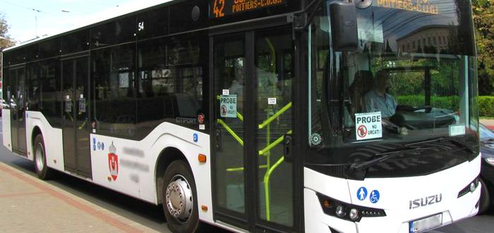 100 de autobuze turcești Isuzu vor circula pe traseele RATC din Constanța