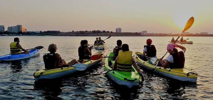 JOI după JOB: Plimbare cu caiacul pe Marea Neagră, cu Dream Explorer