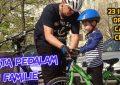 La Constanța se pedalează în familie. Eveniment de ciclism pentru toată lumea