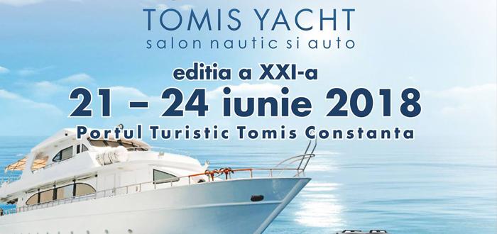 Salonul Nautic și Auto TOMIS YACHT 2018, în Portul Tomis