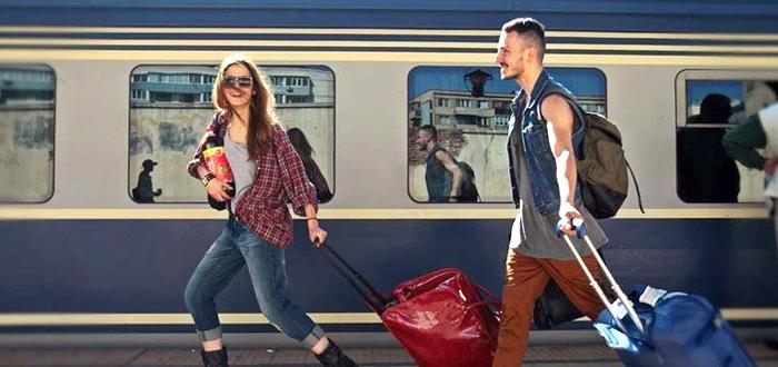 Tinerii din Constanța pot călători gratuit cu trenul, 30 de zile, în Europa