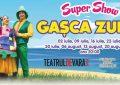 Pentru cei mici, show cu Gașca Zurli, la Teatrul de Vară din Jupiter