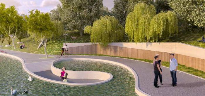 Două noi parcuri în Ovidiu. Primăria a lansat un proiect pentru mărirea spațiilor verzi cu 6.000 de metri pătrați