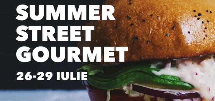 Festival Summer Street Gourmet, în parcarea VIVO! Constanța