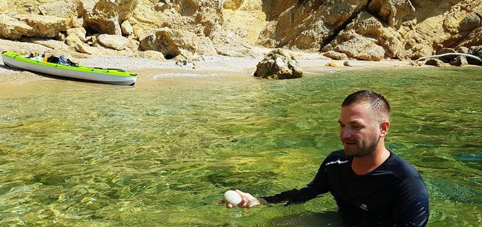 Aventură de șase zile pe insula grecească Thassos, cu Dream Explorer