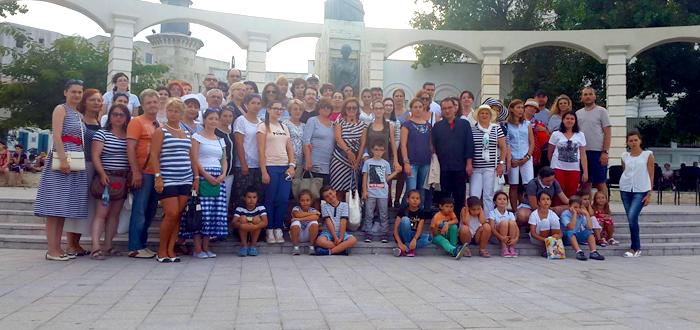 De Ziua Marinei, tur gratuit în zona peninsulară, cu Diana Slav