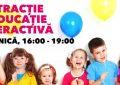 Ateliere de teatru de păpuși, face painting și dans pentru cei mici, la VIVO!