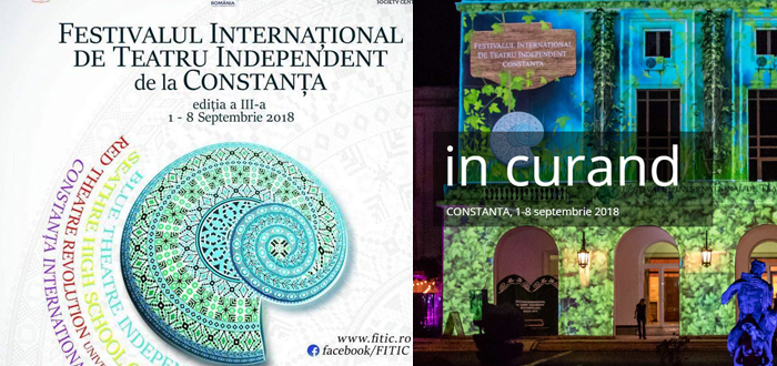 Începe Festivalul Internațional de Teatru Independent de la Constanța
