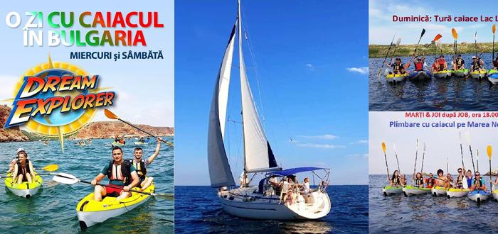 Aventuri în mini-vacanța de Zilele Marinei, cu Dream Explorer