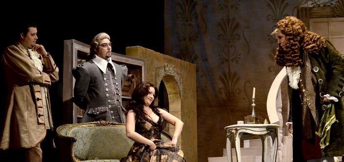 "Opera DON PASQUALE, de G. Donizetti, la TNOB ""Oleg Danovski"""