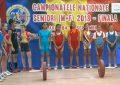 Sportive legitimate la Club Sportiv Ovidiu, rezultate remarcabile la Campionatul Național de Haltere