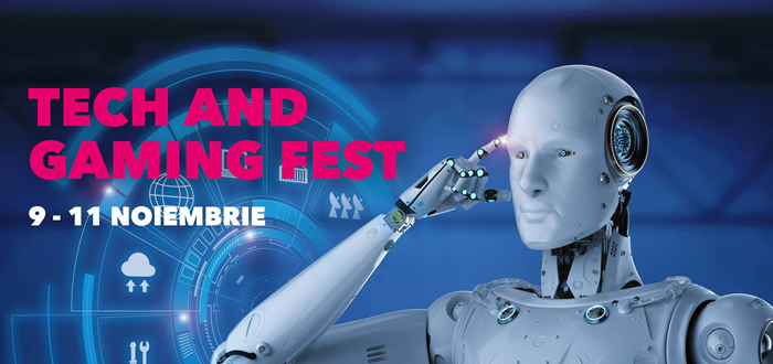 Târg de gaming și tehnologie, la VIVO! Tech & Gaming Fest