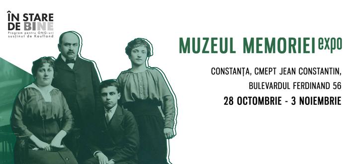 """Muzeul Memoriei, o expoziție multimedia la Centrul pentru Tineret """"Jean Constantin"""""""