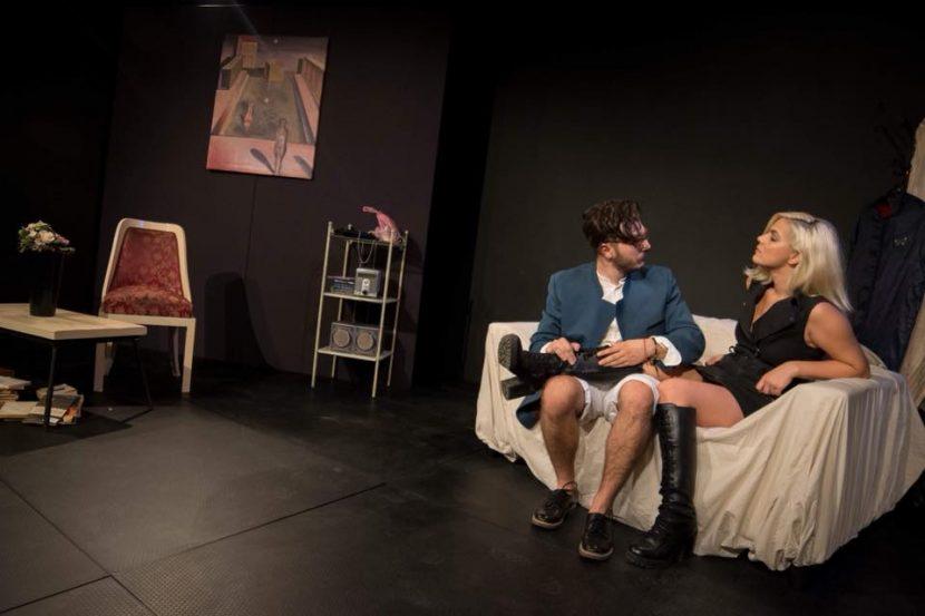 "Comedia ""Necăsătoria"" (premieră la Constanța) la Harlequin"