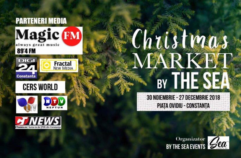 Program târg de Crăciun în Piața Ovidiu: Constanta Christmas Market