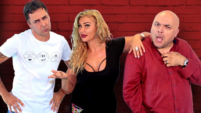 Stand-up comedy cu LAVI, CĂTĂ și ZAMZUU la Harlequin