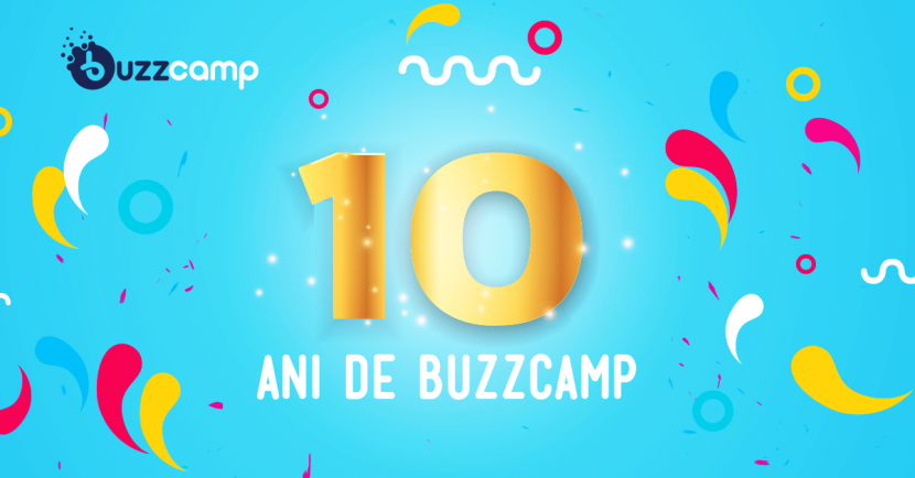 "BUZZCamp prezintă Gala Edition ""10 years of talent catching"" la Constanța"