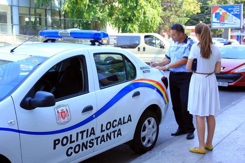 Peste 1500 de constănțeni amendați pentru neplata parcării prin SMS!