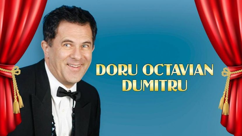 Doru Octavian Dumitru pe scena Harlequin Mamaia