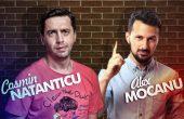 Stand-up comedy cu Natanticu & Alex Mocanu la Harlequin