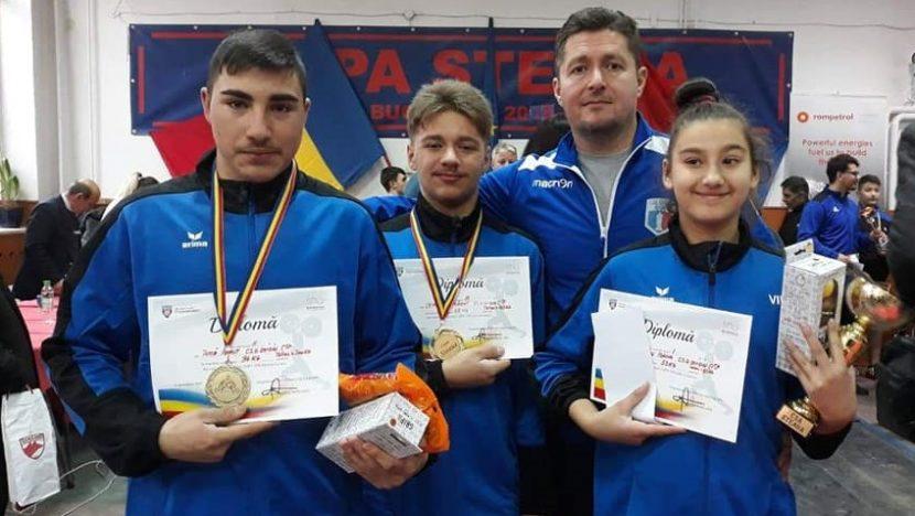Clubul Sportiv Ovidiu are trei premianți la Cupa Steaua-București